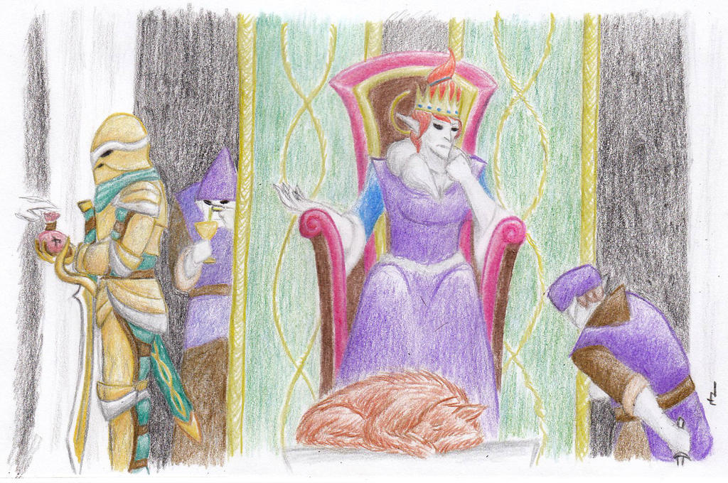 Usurpers by xLeSpiderx
