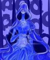 Blue Diamond by StarbabyRoyal