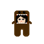 buddy icon -pixel by littler0undhead