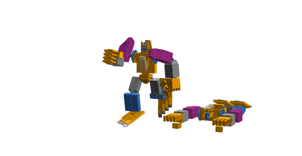Optimal Optimus by TyTyTec