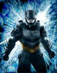 Halo goes BATMAN the Dark Knight