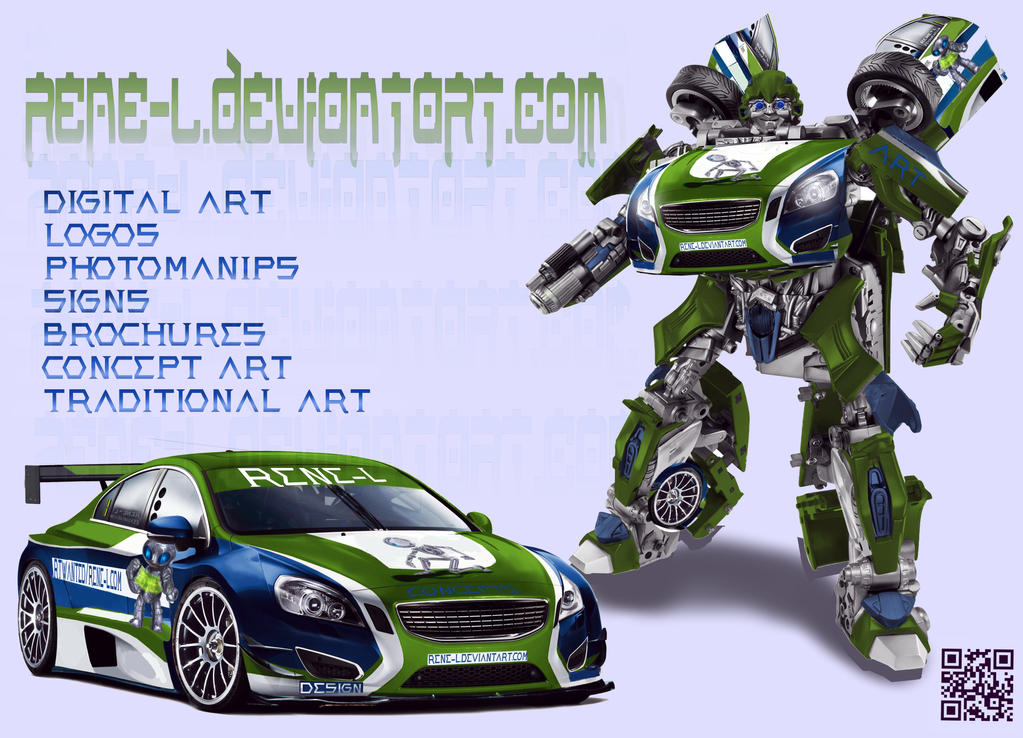 TRANSFORMERS GO RENE-L by Rene-L