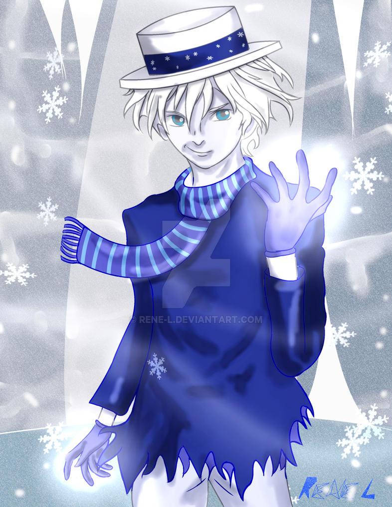 Mr white Christmas Manga by Rene-L on DeviantArt