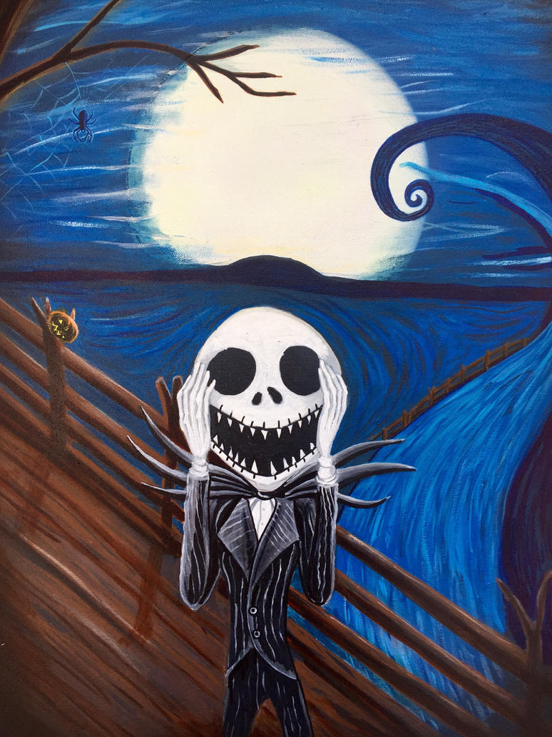 Jack's Scream  by Rene-L
