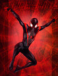 Amazing Spiderman Miles Morales