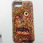 Necronomicon custom I phone cover