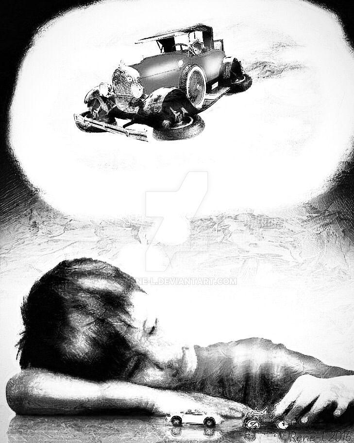 Imagination by Rene-L