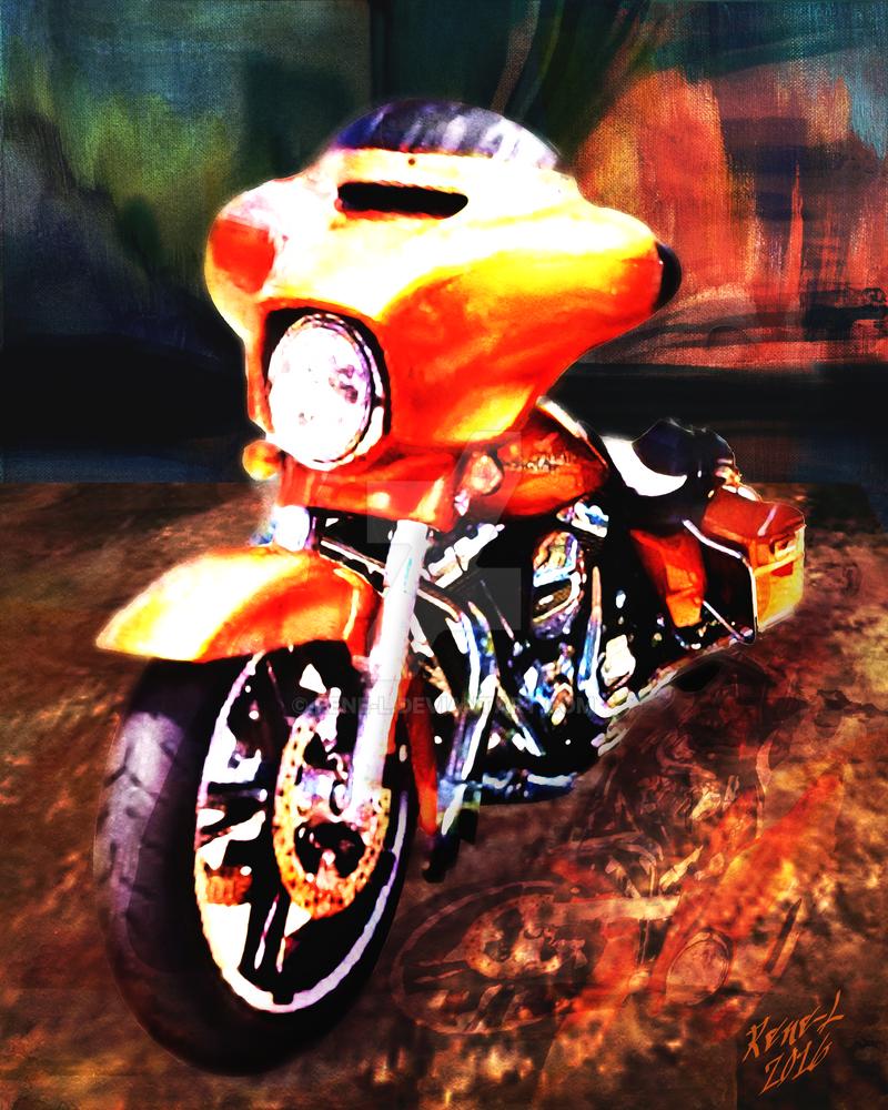 Orange by Rene-L