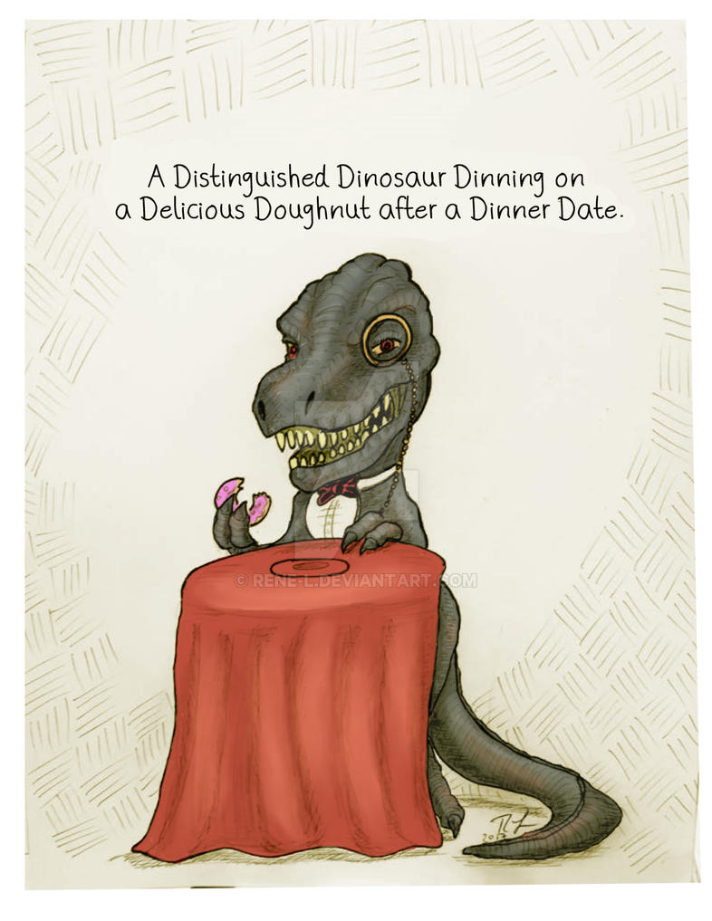 Distinguish Dino by Rene-L