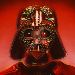Dia De Los Muertos Darth Vader
