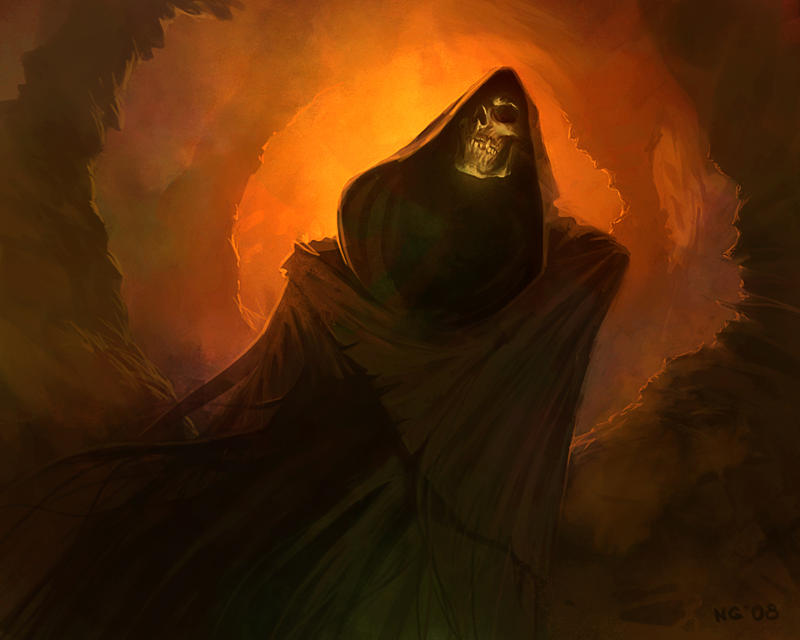 Reaper by NGArt