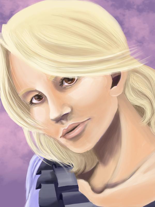 One Piece: Kaya by MSprinkleZ on DeviantArt