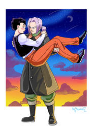 Hold Me, Babe by MSprinkleZ