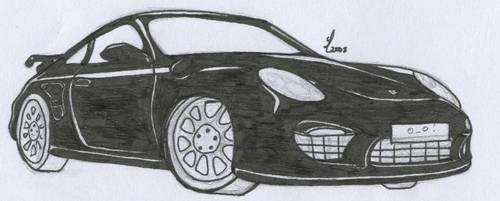 Porsche? by Cursie