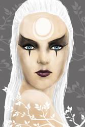 League of Legends : Diana by IIIKatnissIII