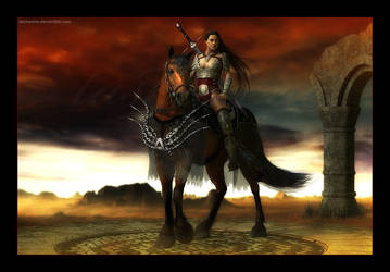 Conqueror by Tasharene