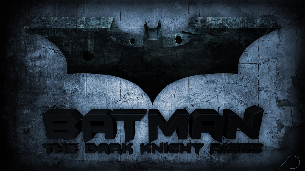 Batman The Dark Knight Rises Wallpaper By Eyalost On