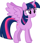 Twilight isn't surprised uncover wings