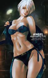 Angel (KOF) by 21YC