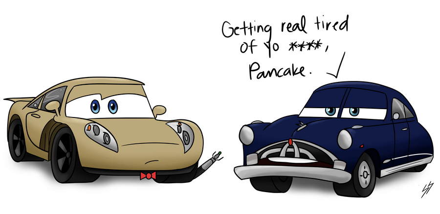 Doctor...? by pancake-ss