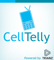 Trianz CellTelly mobile Splash by diwakardas