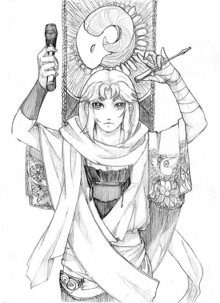 Mu Aries by camiyu on DeviantArt