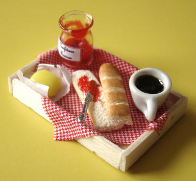 French Breakfast by PetitPlat