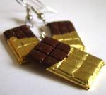 Miniature Food - Chocolate Bar