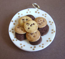 Just Some Cookies Pendant by PetitPlat