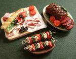 Miniature Food Feast
