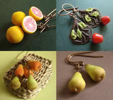 Fruit Collection by PetitPlat