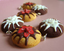 Vanilla and Chocolate Bracelet by PetitPlat