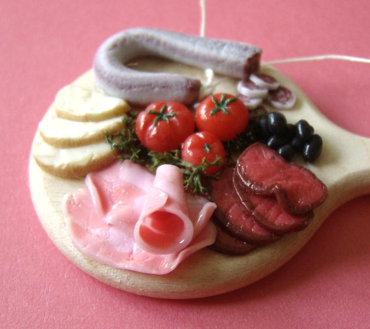 Meats Platter by PetitPlat
