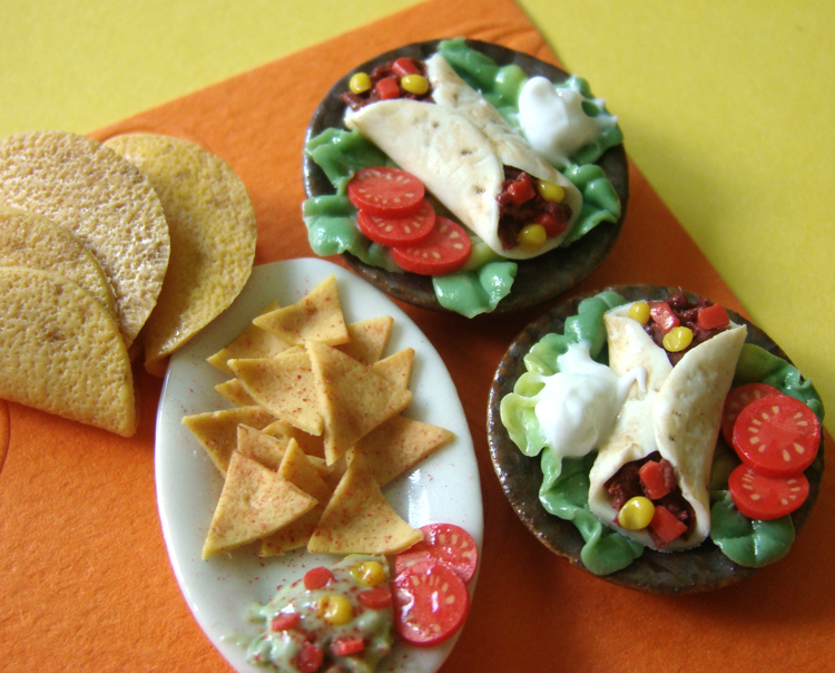 Mexican Food 2 by PetitPlat on DeviantArt