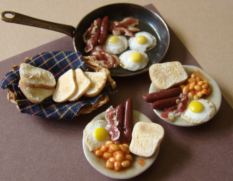 English breakfast by petitplat on deviantart for Canape in english