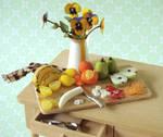 Fruit Preparation Board