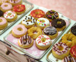 Crazy Donuts - Close Up 1
