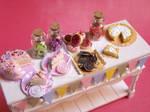 Miniature Food - Birthday Part