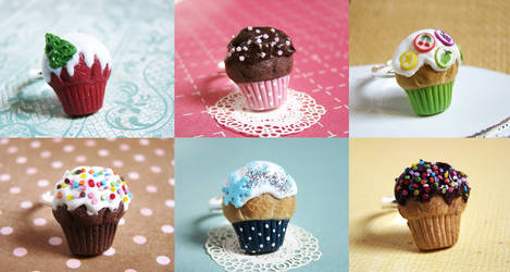Cute Cupcakes by PetitPlat