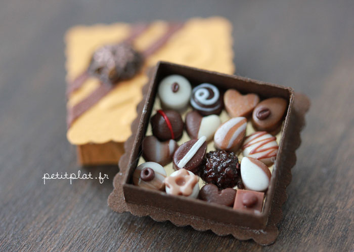 Chocolate and Pralines - 4 by PetitPlat