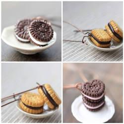 Cookie Jewelry - Freshly Baked :) by PetitPlat