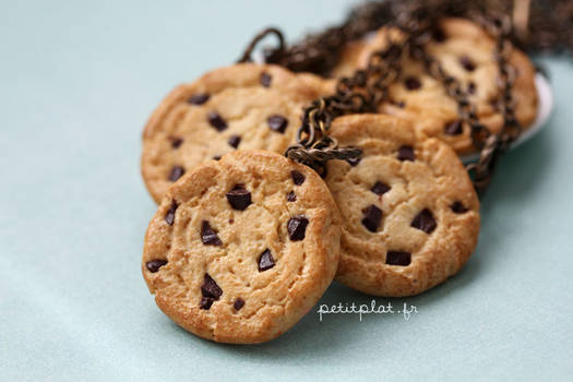 Cookie Necklace #1