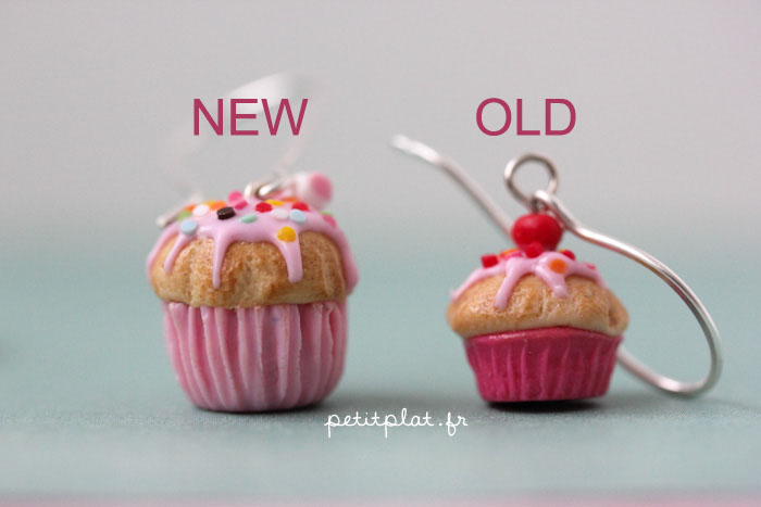 Comparison Shot of Old vs. New by PetitPlat