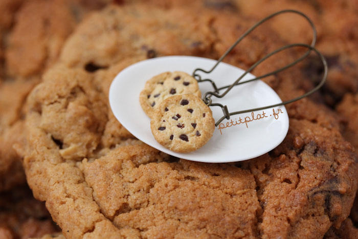 Give-Away : Cookie Earrings by PetitPlat