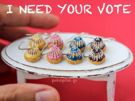 Still Need Some Votes