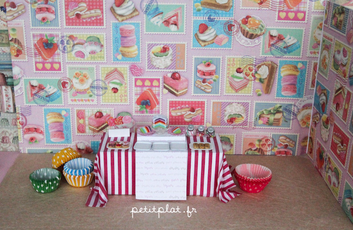 Birthday Dessert Table by PetitPlat