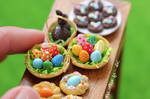 Happy Easter in Miniature