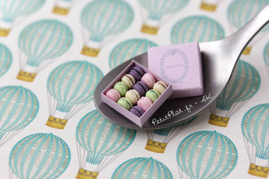 A Spoon of Macarons
