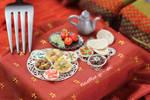 Miniature Food - Dubai