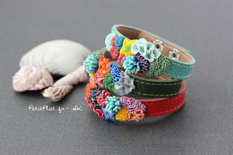 Bracelet Corals-1 by PetitPlat
